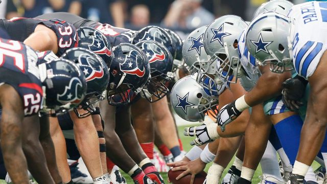 Texans Dallas Houston cancelan partido pretemporada huracán Harvey