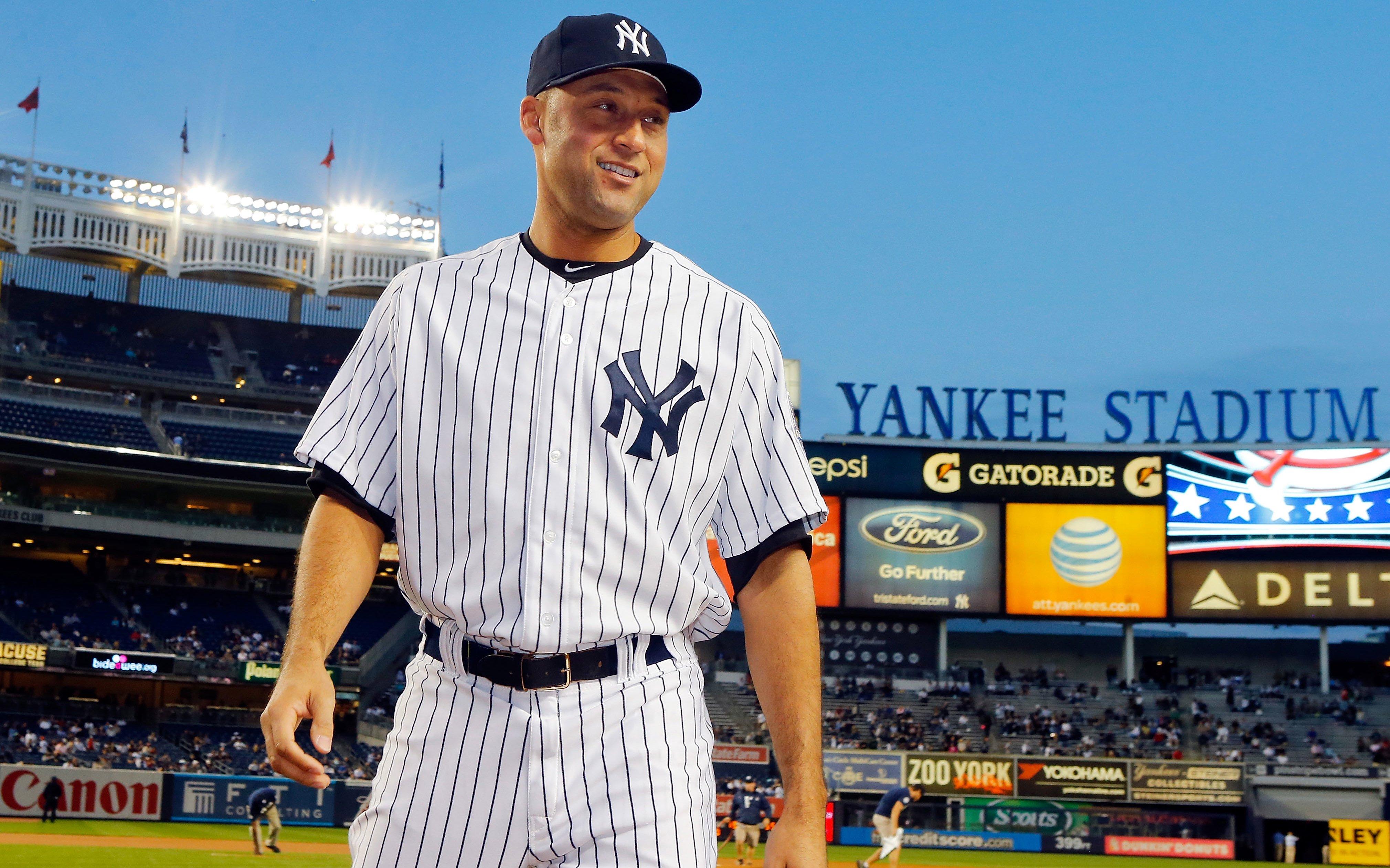 Derek Jeter Marlins vuelve Yankees MLB Grandes Ligas