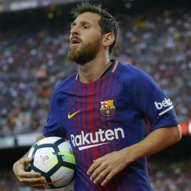 Lionel Messi, Barcelona, Real Madrid, Supercopa España, Cristiano Ronaldo, La Liga