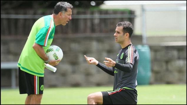 Juan Carlos Osorio Rafael Márquez Versión Selección Narcotráfico