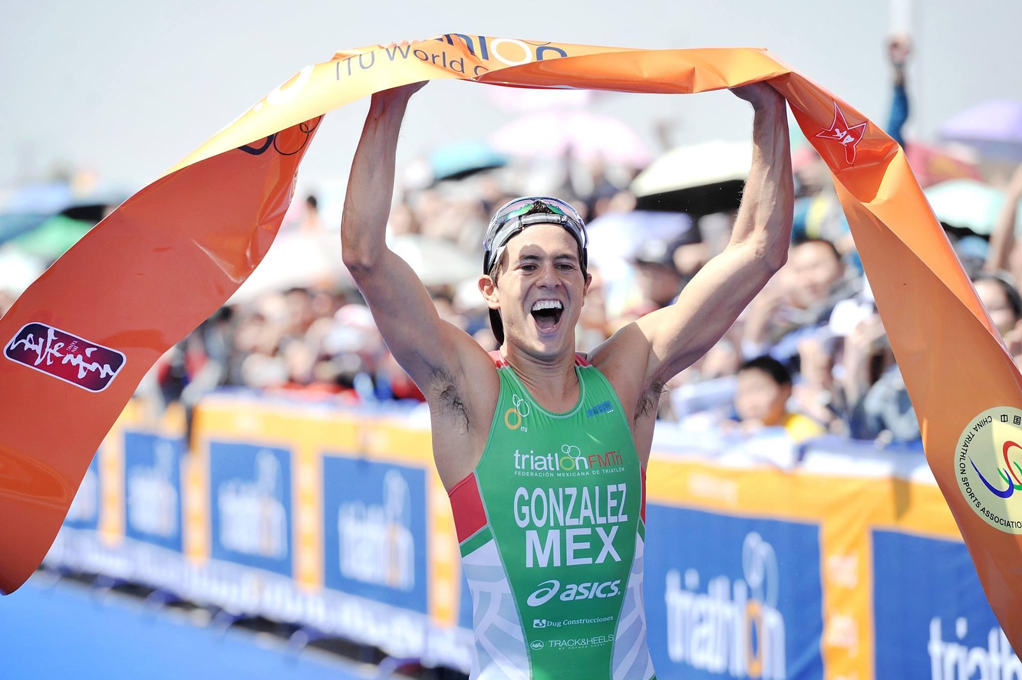 abanderan, atleta, horas antes, dan de baja, Comité Olímpico Mexicano, COM, Triatlón, ITU, Rodrigo González, Jaime Cadaval