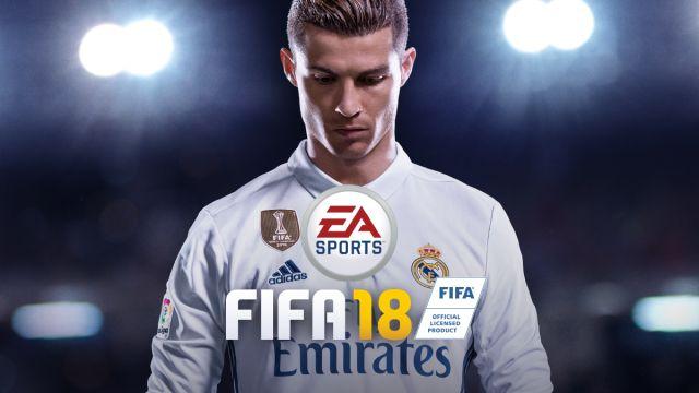 Cristiano Ronaldo FIFA Videojuego Portada Final
