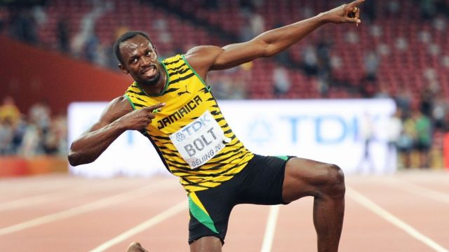 Usain Bolt, atletismo, retiro, Mundial Londres, última carrera, 4x100 metros, Jamaica, Justin Gatlin
