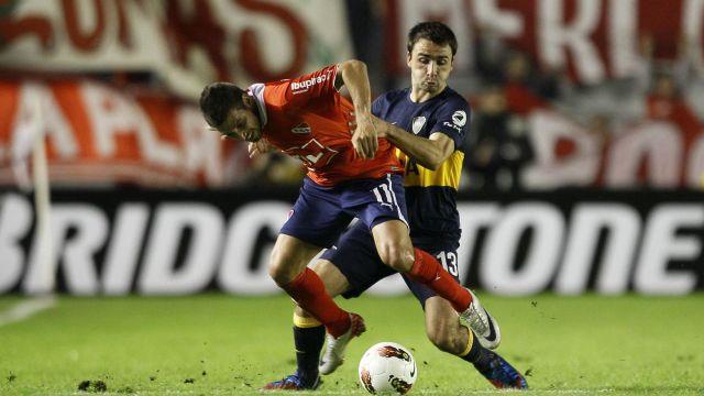futbolista, evita, robo, joyería, uruguay, Boca Juniors, Emiliano Albín, derriba, ladrón