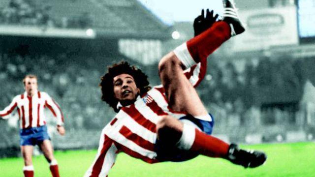 Hugo Sánchez Atlético de Madrid Wanda Metropolitano
