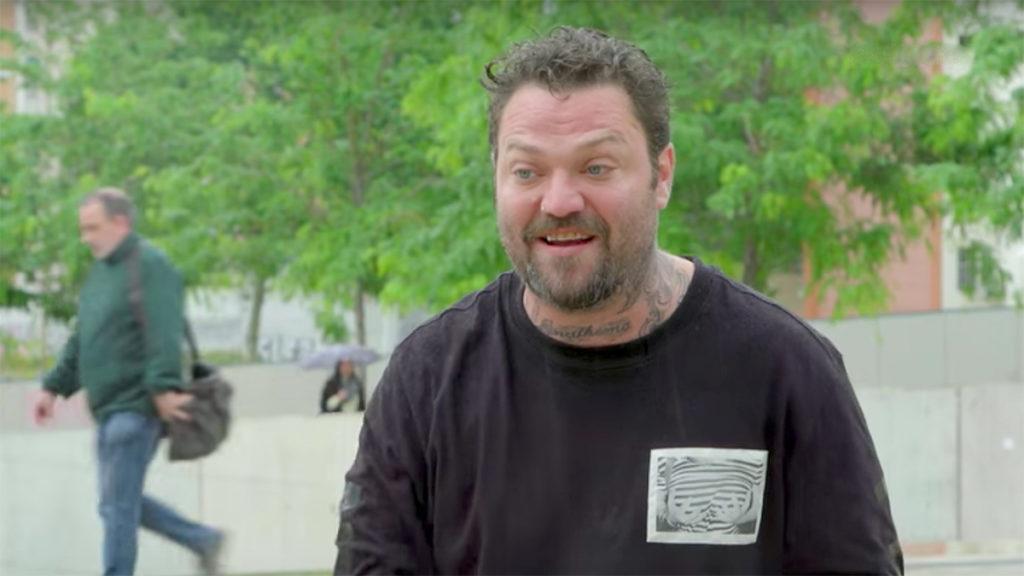 Bam Margera skate regreso rehabilitación Jackass Viva la Bam Element