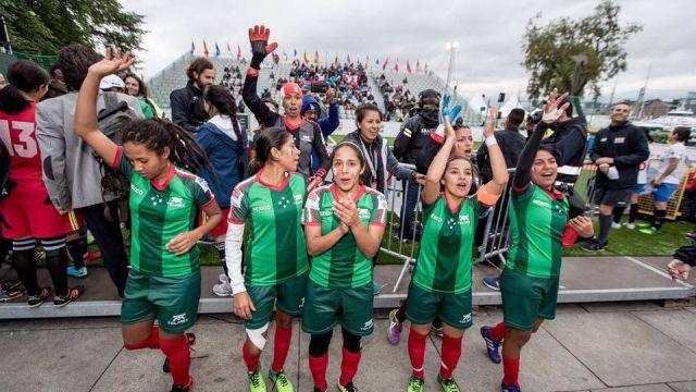 México Selección femenil campeonas Homeless World Cup Oslo Noruega