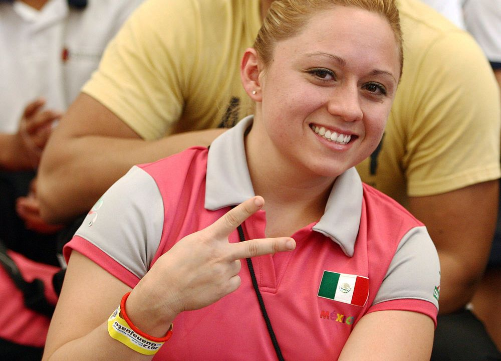 Carolina Valencia Guatemala Federación Rosalío Alvarado halterismo