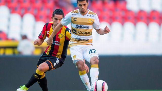 Leones Negros Parto Copa MX Dorados alineación indebida castigo