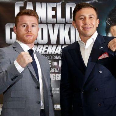 Canelo Álvarez Gennady Golovkin apuestas favorito pelea