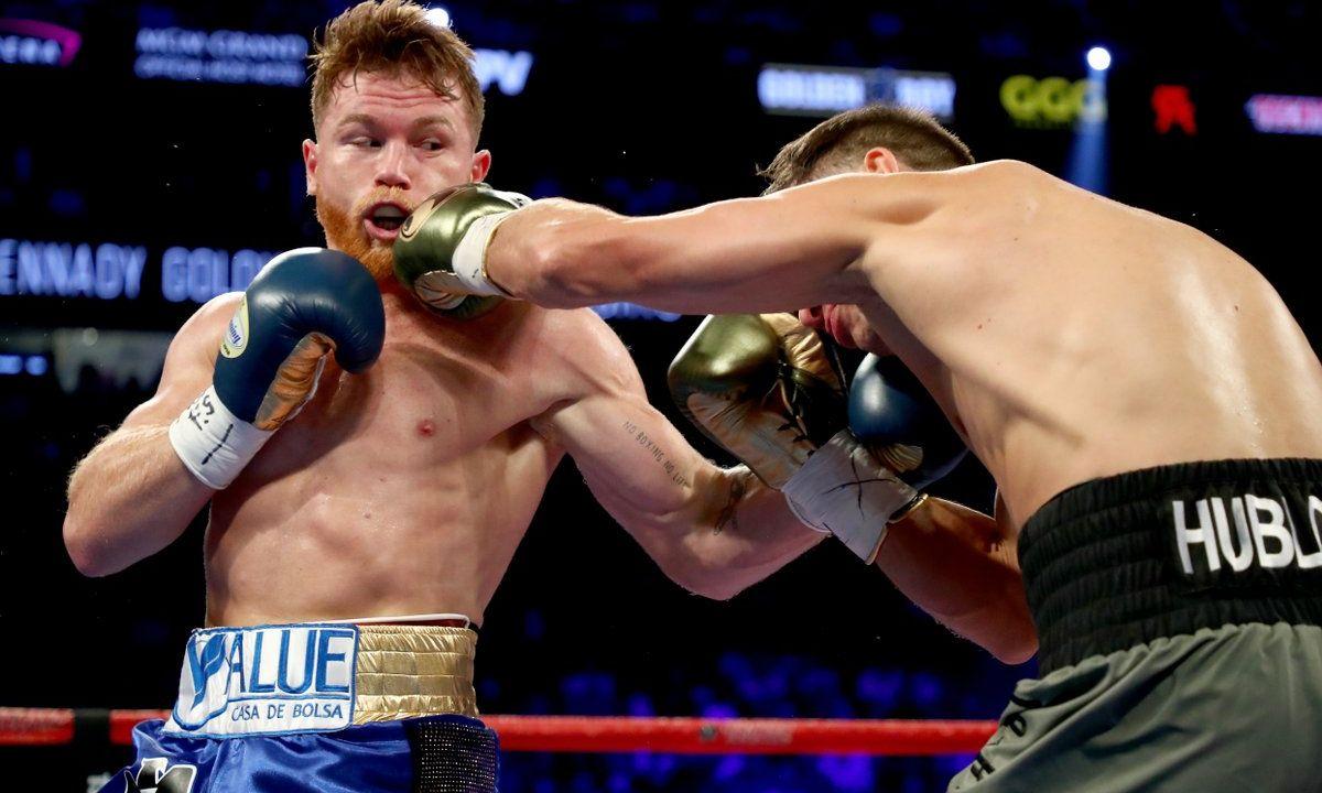 Canelo Álvarez Gennady Golovkin pelea empate