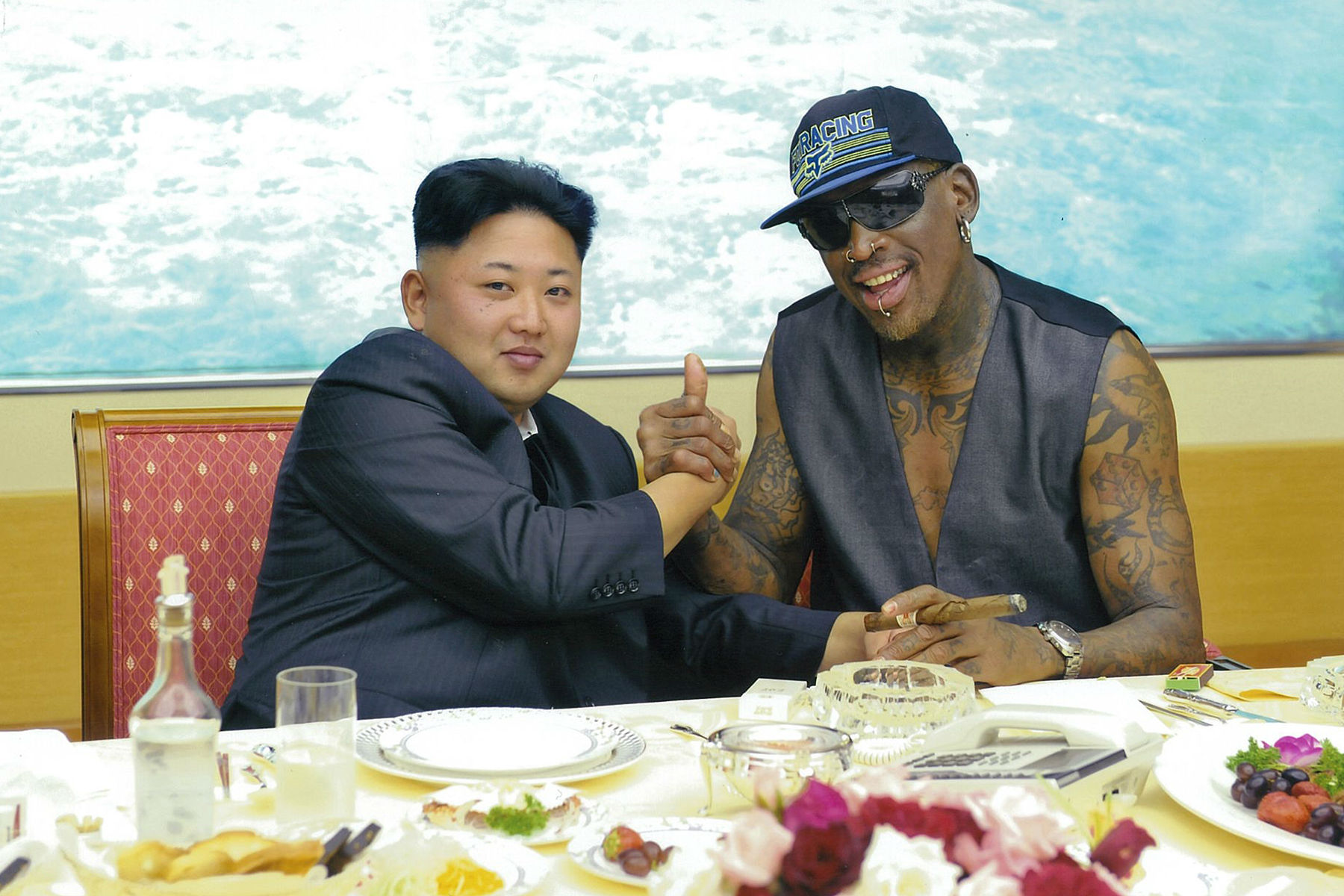 Rodman Corea del Norte Estados Unidos Trump Video Kim Jong-un