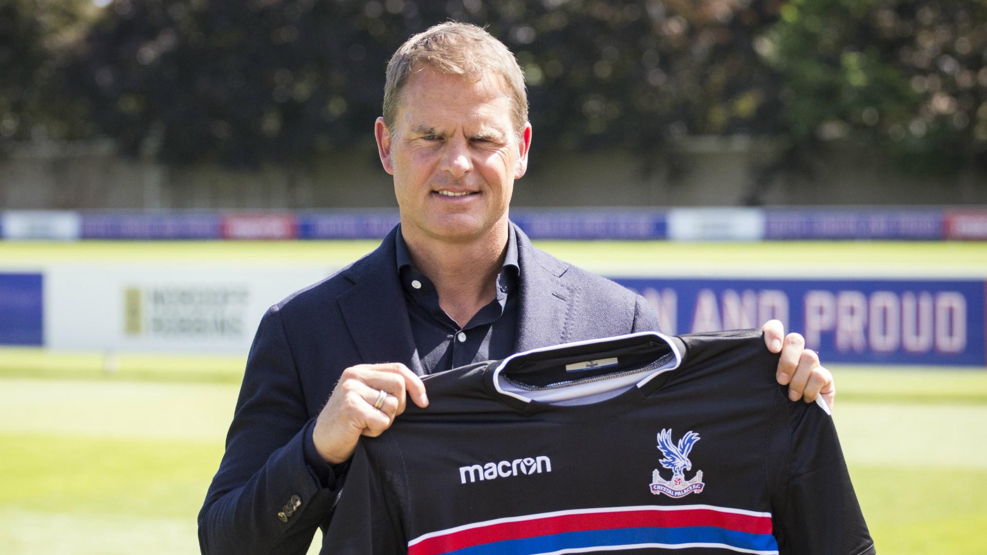 Crystal Palace, entrenador, récord, negativo, destituido, Premier league, Frank de Boer