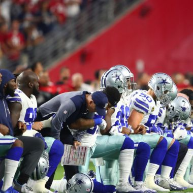 Trump NFL himno protesta Cowboys Donald