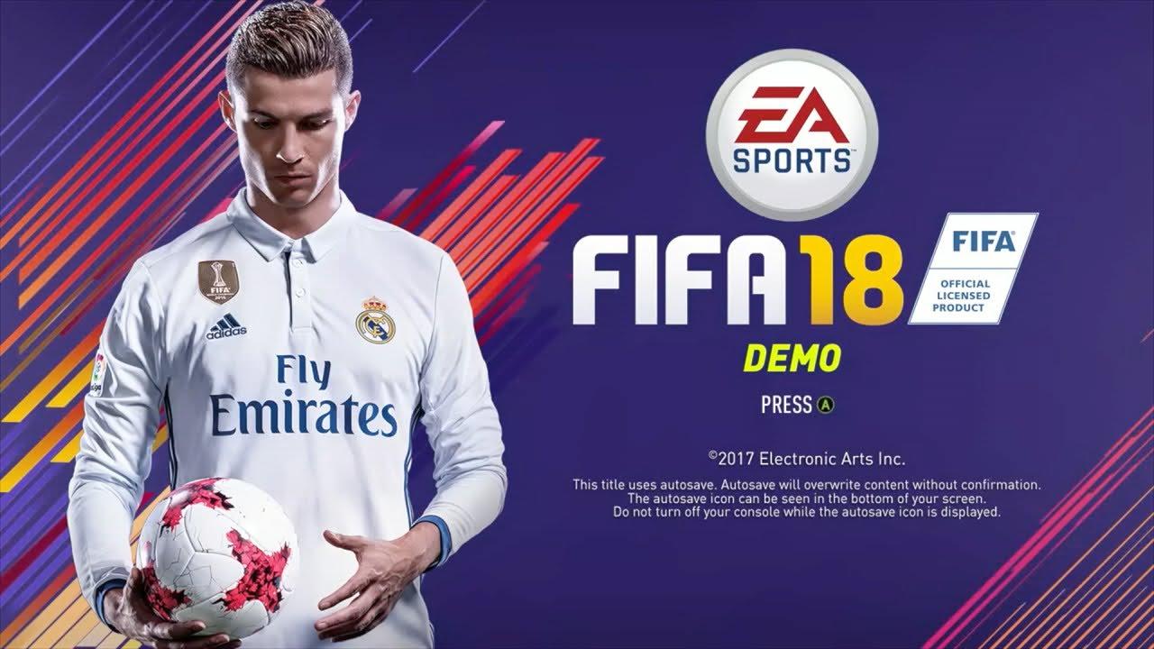 FIFA 18, Demo, descargar, prueba, Xbox, Play Station, PC, EA Sports