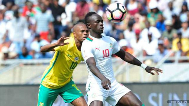 Senegal Sudáfrica Eliminatoria Repetición Partido FIFA