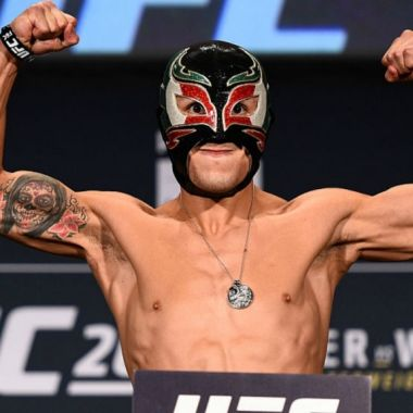 Goyito UFC Combate Americas peleas Erik Perez