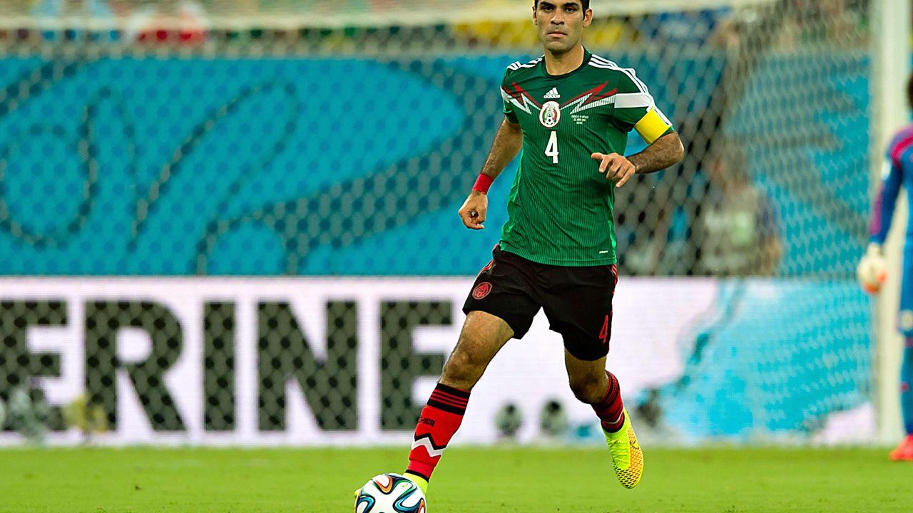Rafael Márquez, regresa, futbol, Atlas, narcotráfico, profesional, amparo