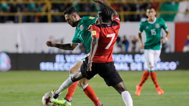 Selección Mexicana, Trinidad y Tobago, Estadio, Alfonso Lastras, San Luis Potosí, Eliminatorias Mundialistas, Concacaf