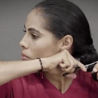 Jugadoras de Atlas donan cabello a afectadas por cáncer de mama