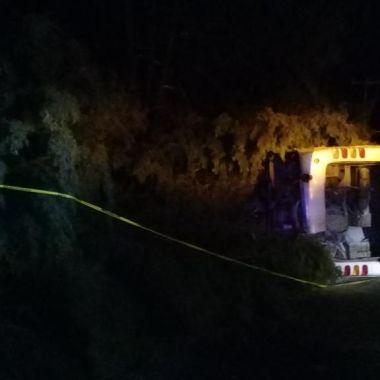 Reboceros de La Piedad Accidente Carretera Autobús, Halcones Morelos