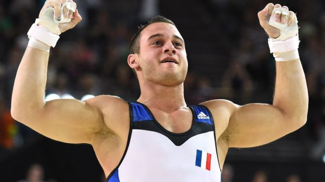 Samir Ait Said Francia Gimnasia MMA Fractura Río 2016