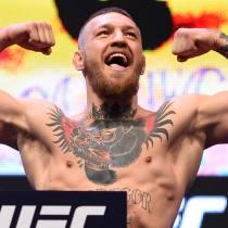 McGregor WWE WrestleMania UFC The Sun lucha libre