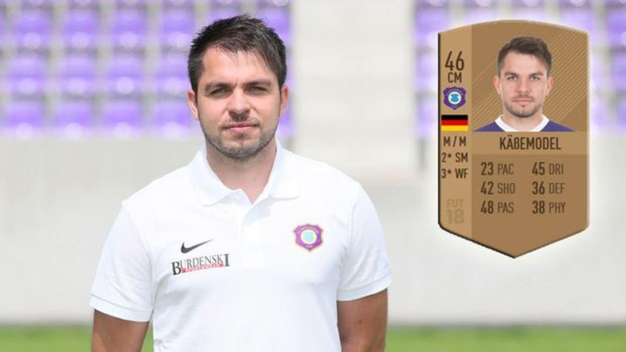 Utilero, peor jugador, FIFA 18, club alemán, FC Erzgebirge , Segunda División, Alemania, Tommy Käbermodel
