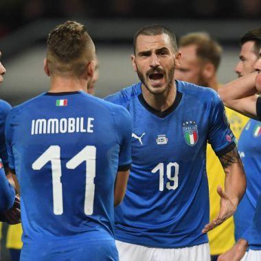 Italia eliminada Mundial Suecia Buffon Rusia 2018
