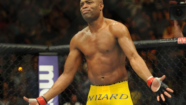 Anderson Silva UFC dopaje Gastelum MMA