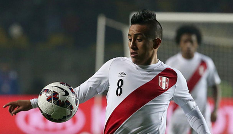Peruano Christian Cueva no se ha reportado Sao Paulo después de clasificar Mundial Repechaje perú Rusia 2018
