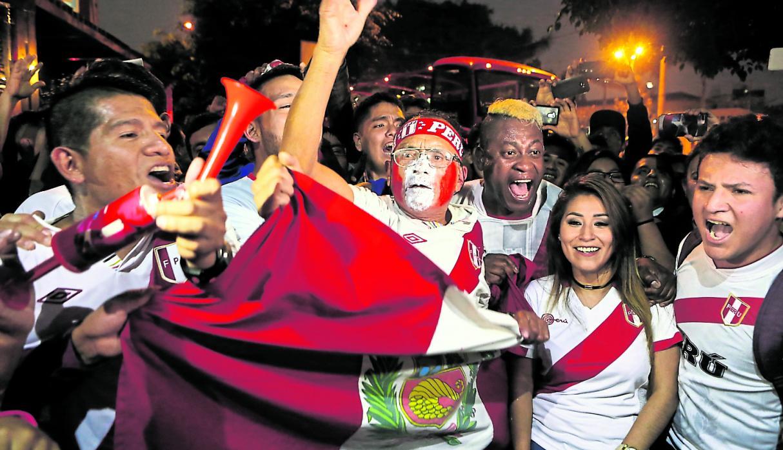 Ministerio de Trabajo, Perú, Dará día libre, Clasifican al Mundial, gobierno, sector privado, para festejos, aficionados
