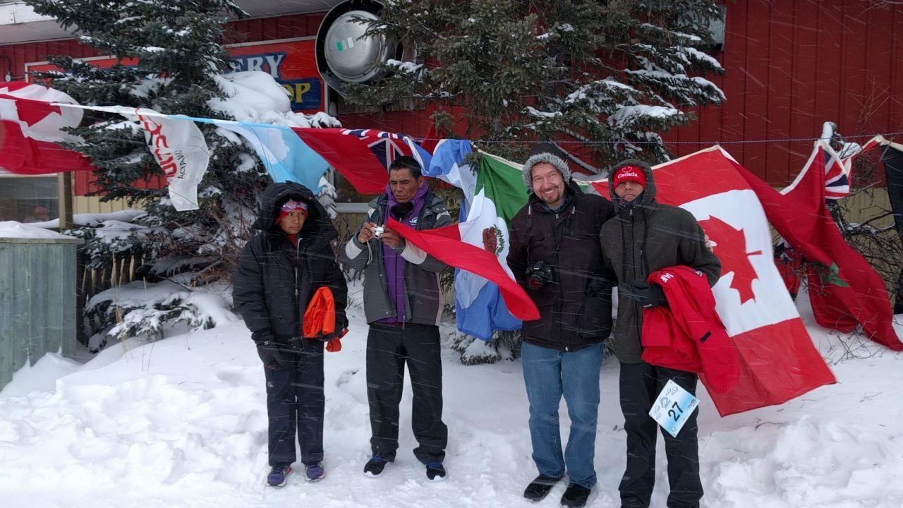 Rarámuris Tarahumara Canadá Oso Polar Dinastía Ramírez