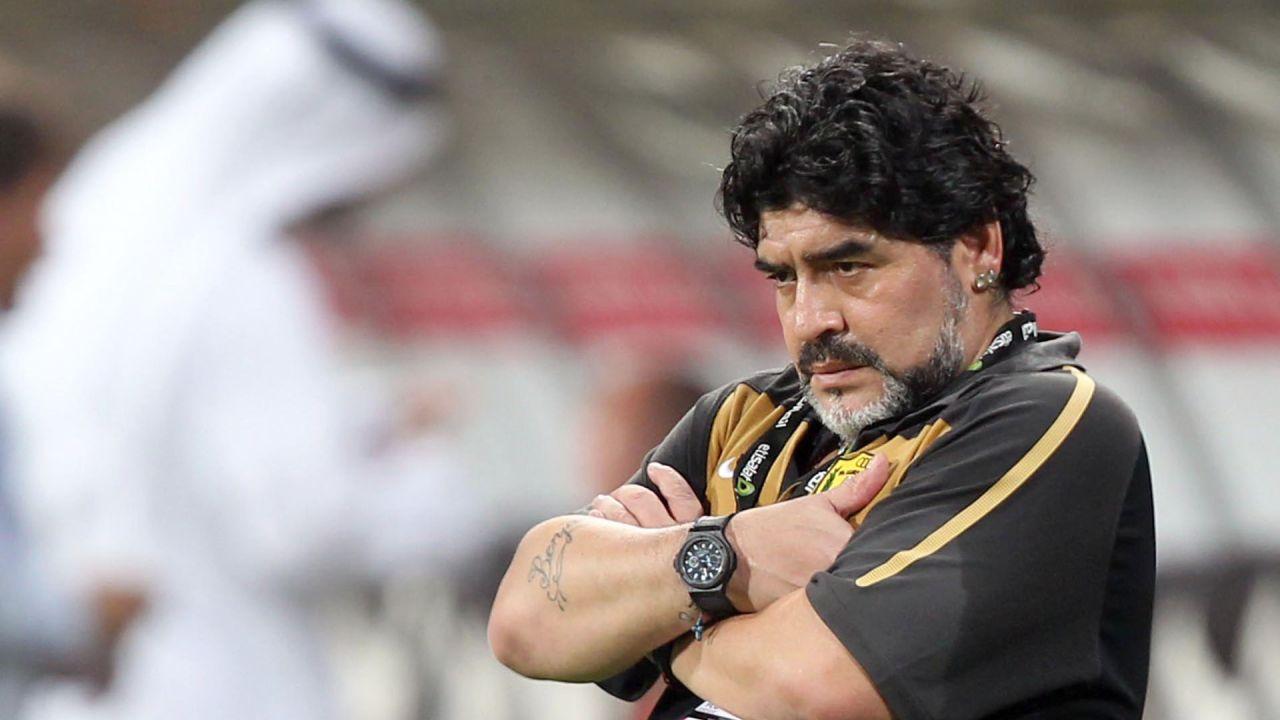 Maradona Cobreloa Chile Segunda División Primera B
