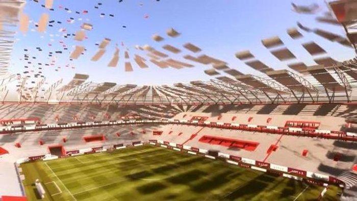 Mundial Catar 2022 Primer Estadio Desmontable Tecnología