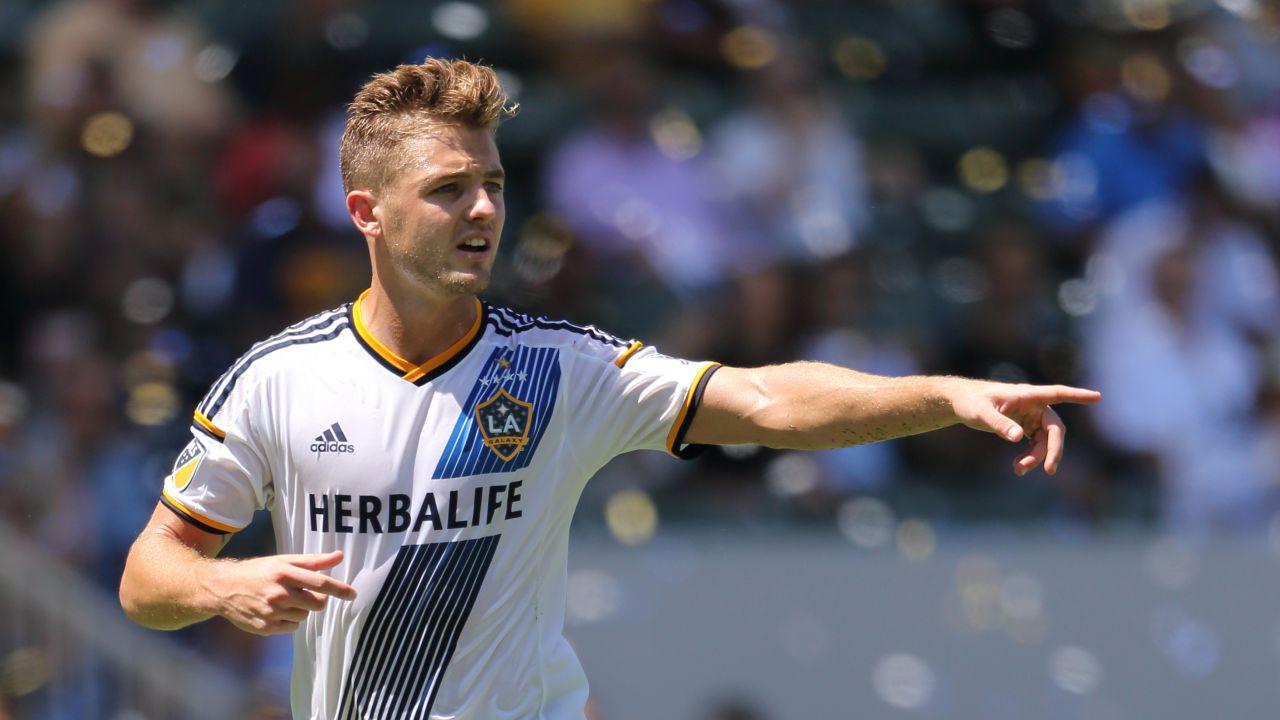 Robbie Rogers Gay retiro Galaxy MLS jugadores