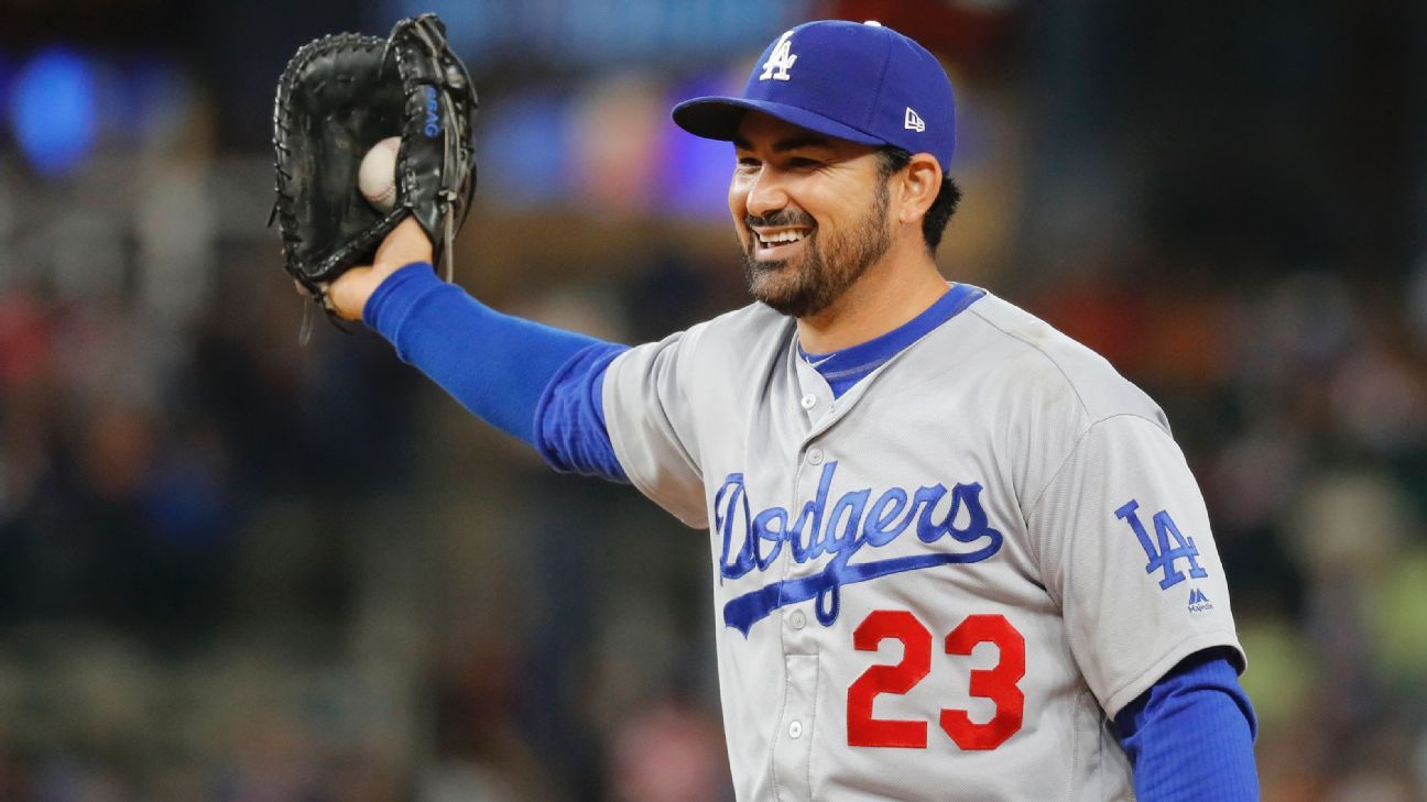 Adrián González Charros Pacífico Dodgers Los Angeles