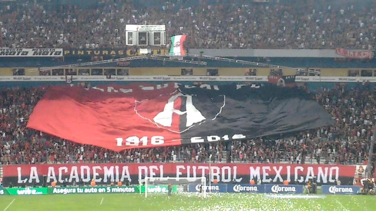 Atlas Barra 51 Afición Mexico Respeto Hinchas Liga MX