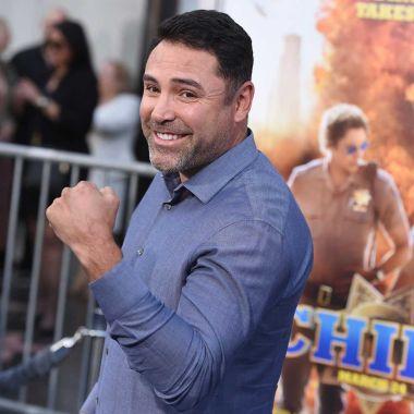 Oscar De La Hoya, Quiere regresar al box, contra Connor McGregor, 2 rounds, se prepara, Golden Boy Radio, Golden Boy Promotions, Boxeo, profesional, retiro