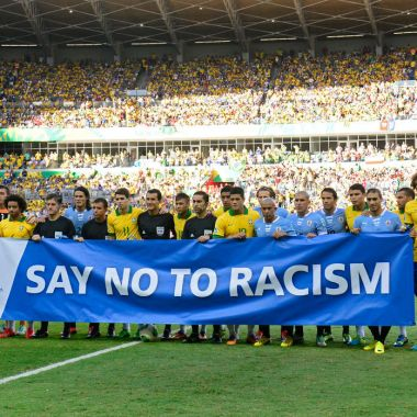 mundial 2018 gianni infantino var en el mundial rusia 2018 actos racistas en el mundial racismo en el futbol