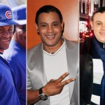 Sammy Sosa color Cubs Grandes Ligas Chicago