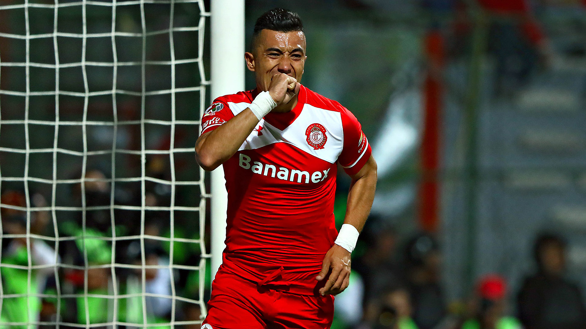 Toluca, gana, partido de ida, cuartos de final, Liga MX, liguilla, goles, tiempo de compensación, Morelia