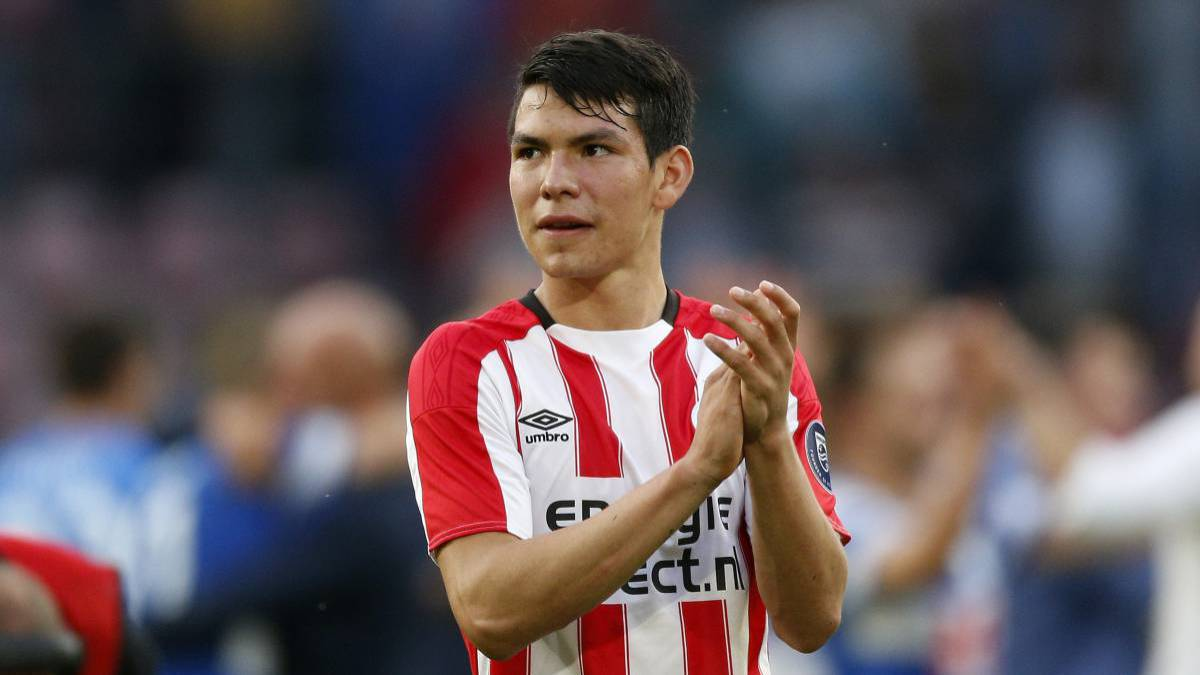 PSV Hirving Lozano Documental Holanda México