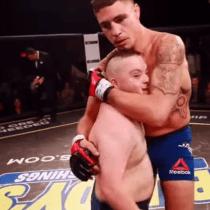 Diego Sanchez UFC síndrome de down sueño Isaac Marquez