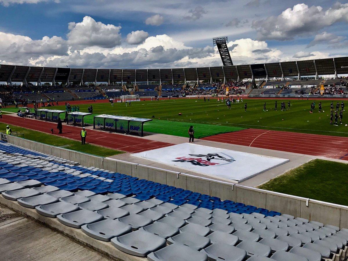 Lobos BUAP, ampliará estadio, Universitario, petición del rector, Alfonso Esparza Ortiz, director de infraestructura, Jorge Rodríguez y Morgado, 35 mil espectadores