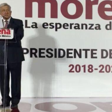 Andrés Manuel López Obrador, AMLO, Conade, CONADE, cambia, sede, presentación, pre candidatura, MORENA, Aguascalientes, descentralizar gobierno