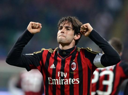 Kaka Kaká Retiro Futbol Milan Milán Adios