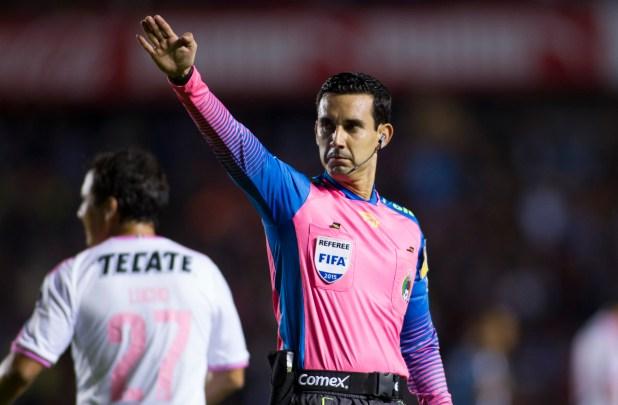 César Arturo Ramos Árbitro México Mundial de Clubes Pachuca Gremio Real Madrid Emiratos Árabes Unidos Final