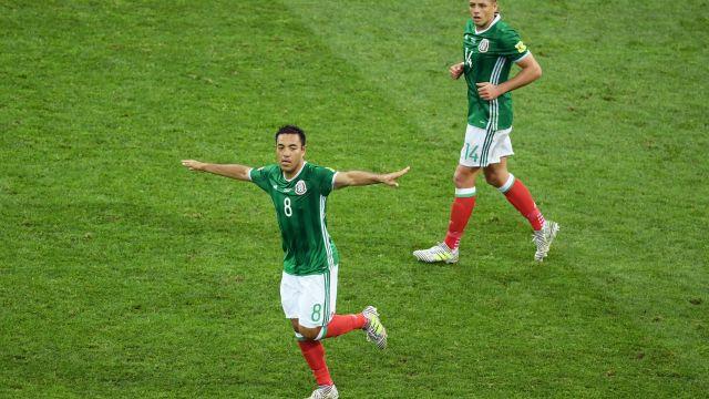 Marco Fabián Gol FIFA Copa Confederaciones