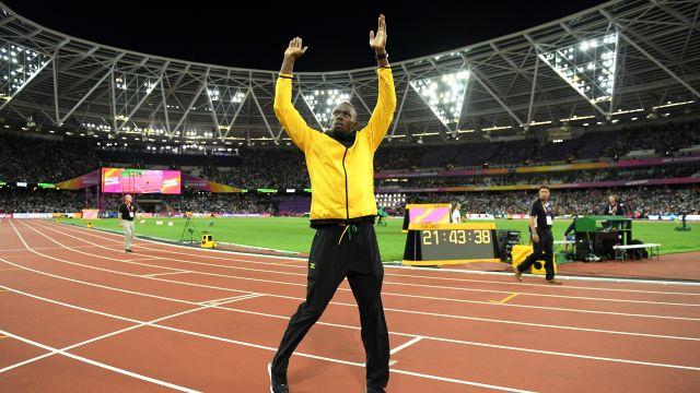 Despedidas Retiros deportivos 2017 Usain Bolt